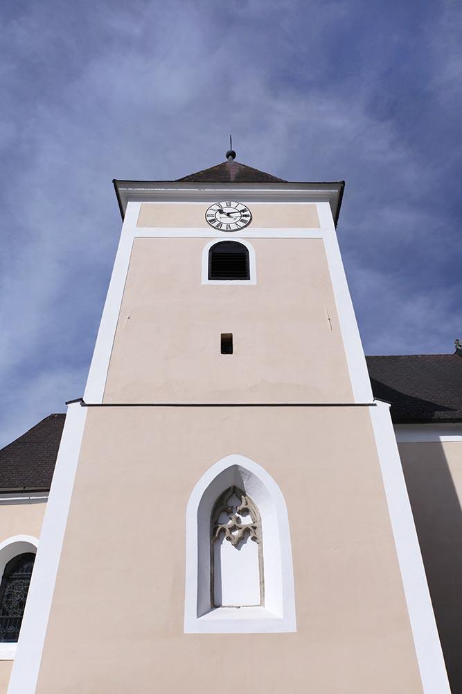 Krumau Kirche